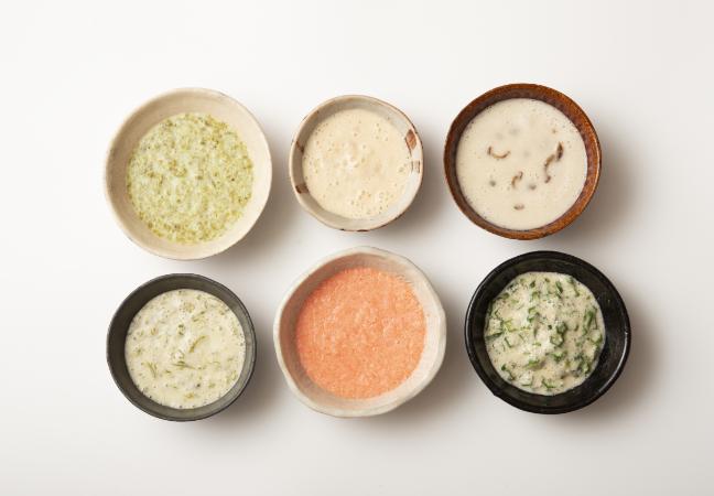 とろろ芋の商品イメージ